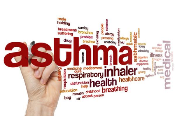 Funzionalità polmonare e rischio di asma possono dipendere..